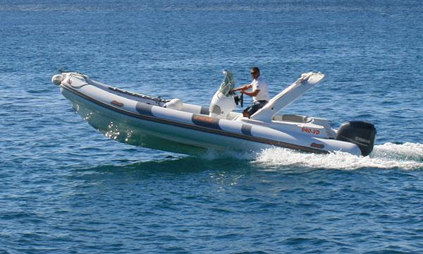 Rent a Boat Vodice BAT Inidan 680