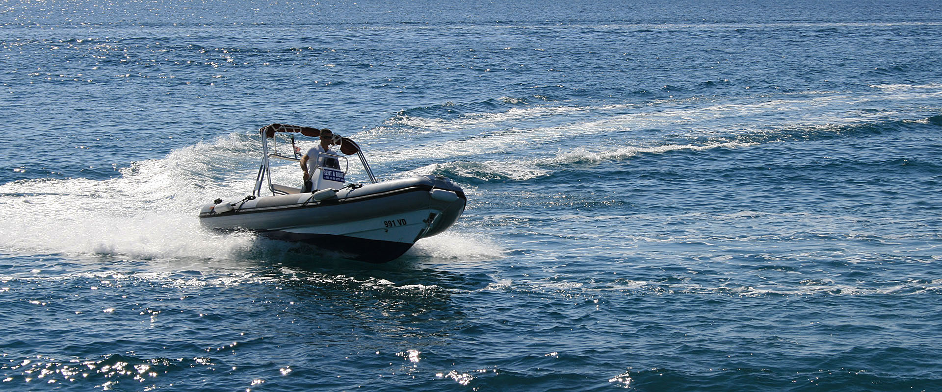 Rent a Boat Vodice Maestral 570